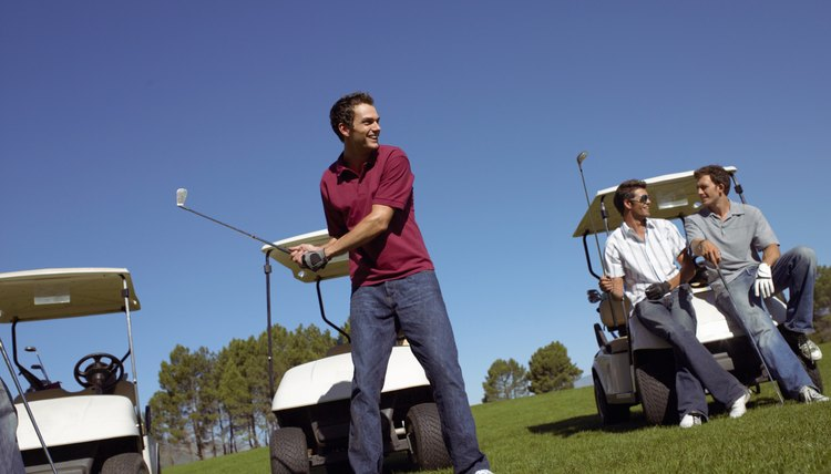 Handicaps level the playing field, so golfers of all abilities can play together.