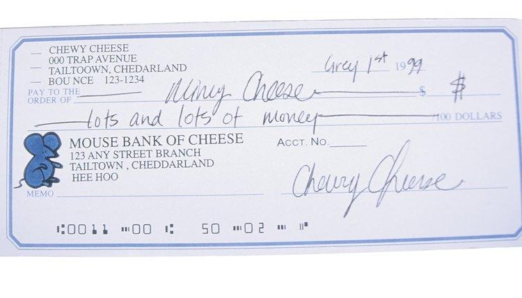 Verify funds for risky checks before you deposit.
