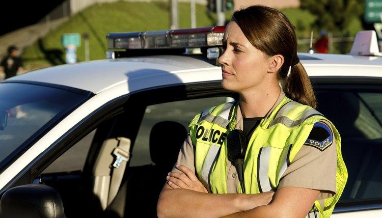 gender discrimination in police force