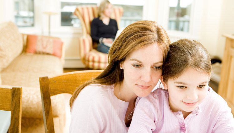 Staying near your child and encouraging her may provide homework motivation.