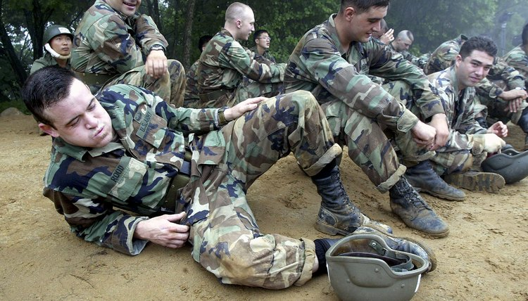 U.S. And South Korean Soldiers Particpate In Joint Ranger Training