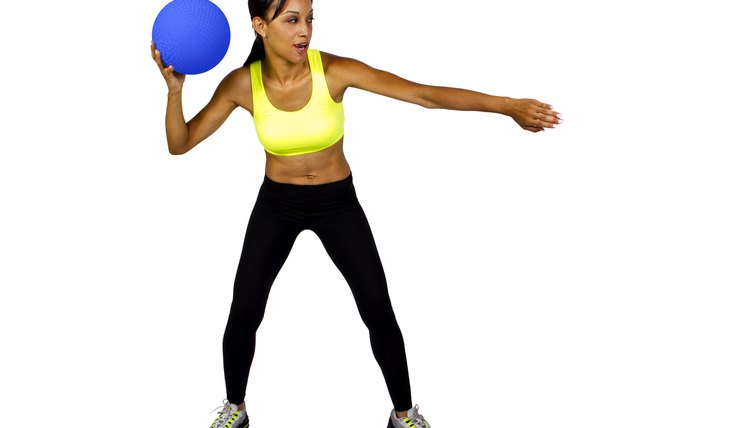 Different Ways to Play Dodgeball Games