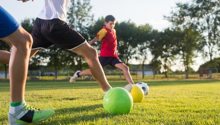 U14 Youth Soccer Drills