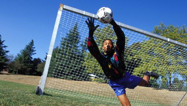 Goalie Soccer Injuries