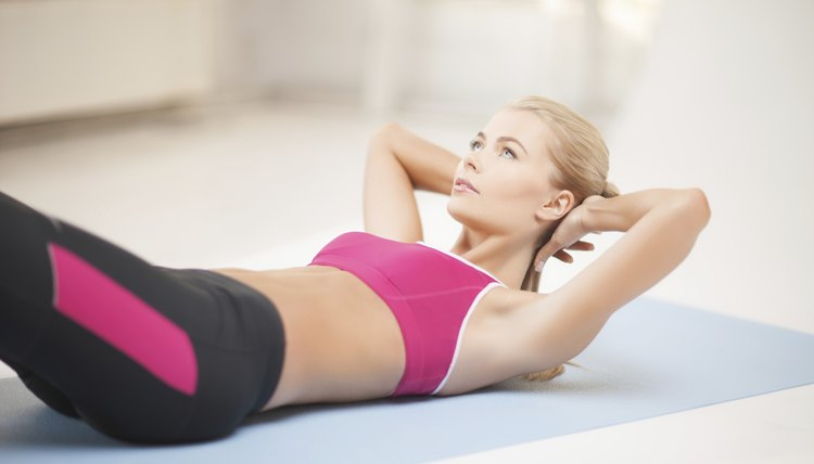 How to Get Fit Fast as a Teenage Girl at Home