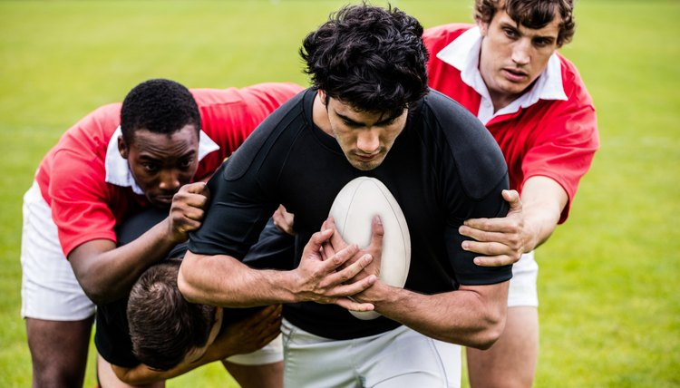 The Importance of Muscular Endurance in Rugby