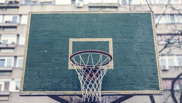 The Basketball Hoop: A History