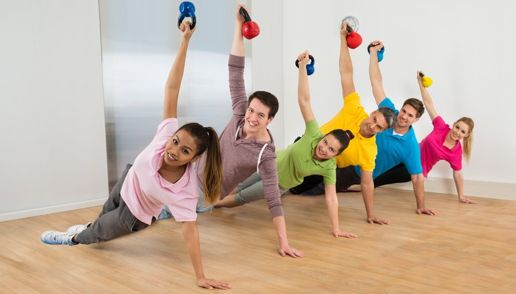 PE Lessons for Muscular Strength