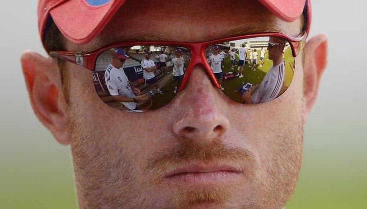 e3192e0910118 Os óculos de sol espelhados são muito charmosos (Mike Hewitt Getty Images  Sport Getty Images)