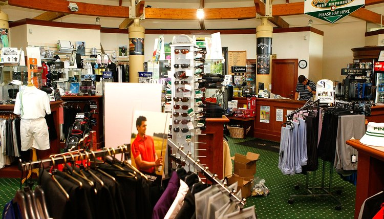 Golf retail stores, pro shops, course marshals or working for the PGA, the golf industry offers a variety of career paths.
