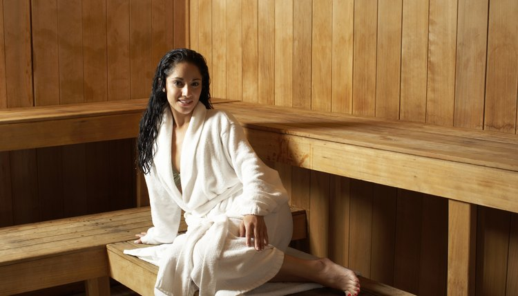 A Sauna & Muscle Recovery