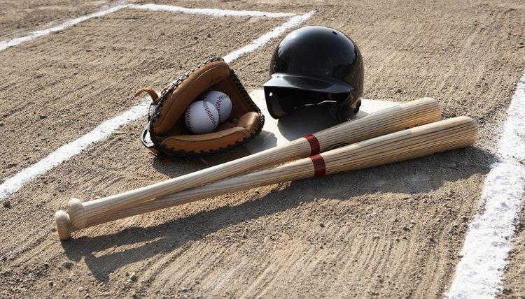 The Names of Famous Baseball Bats