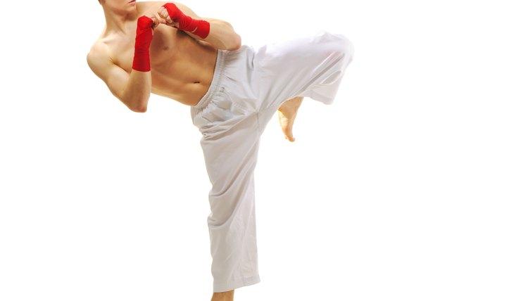 The Advantages of Taekwondo
