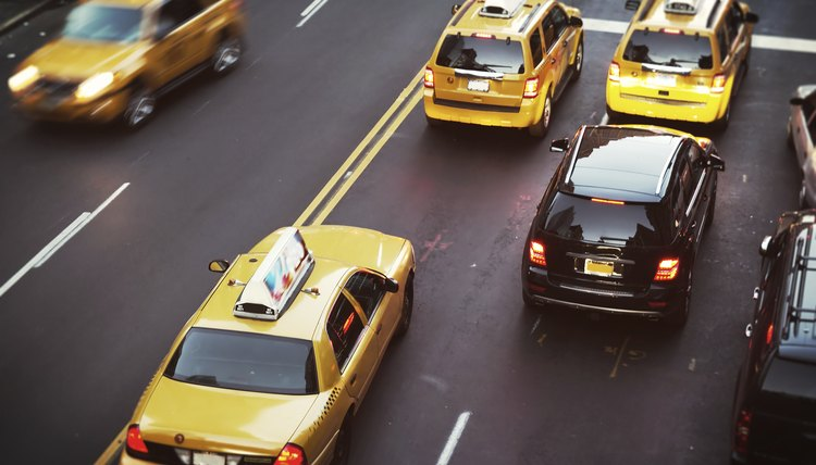 New York City taxicabs