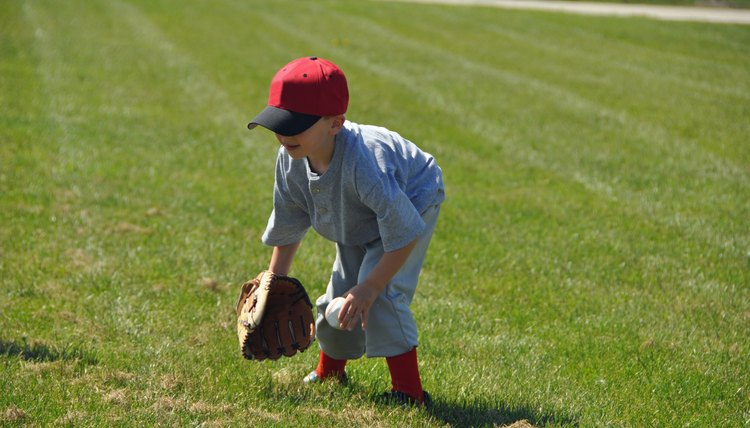 Tee Ball Baseball Drills