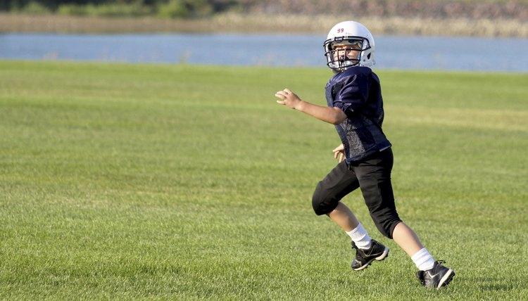 American Football Training Drills