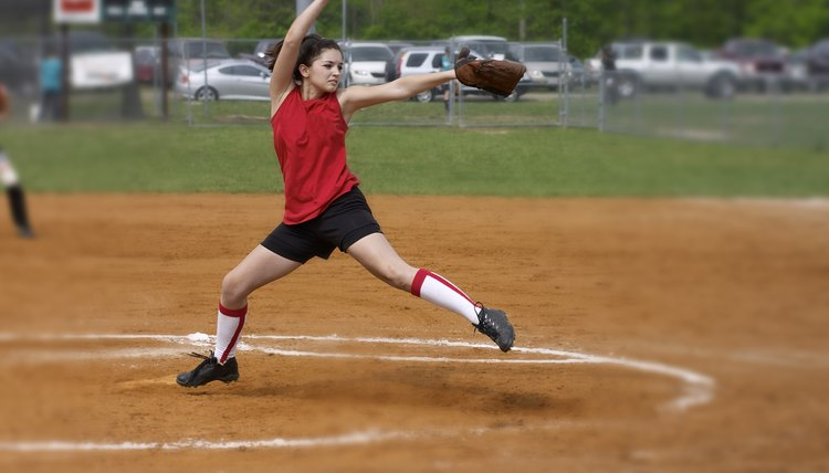 Ways to Throw a Drop Ball in Softball