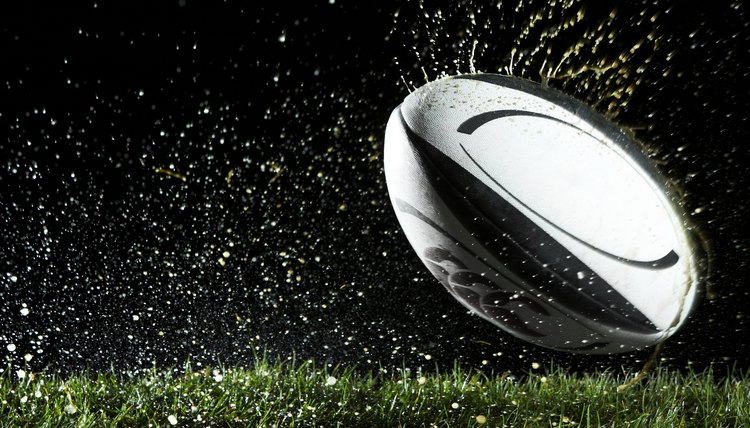 What Are Rugby Balls Made Of?
