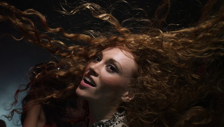 Heat doesn't have to play a part in the equation for luscious, crimped hair.