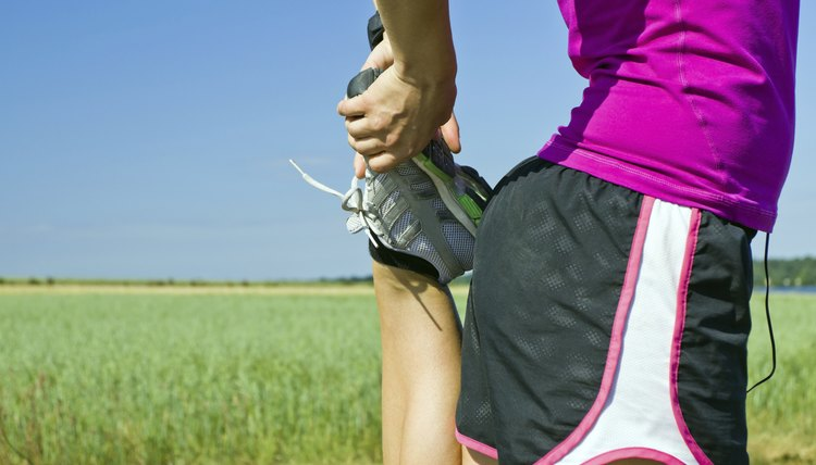 What Exercise to Do Before Walking & Running?