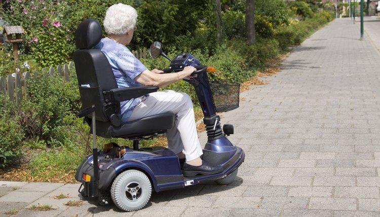 Benefits of Power Wheelchairs