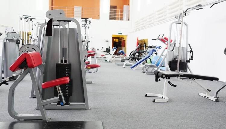 List of National Fitness Chains