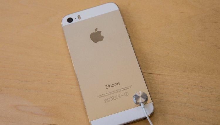The iPhone 5s ships with iOS 7 installed.