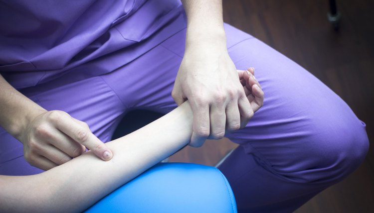 Massage Therapy Wrist & Forearm Exercises
