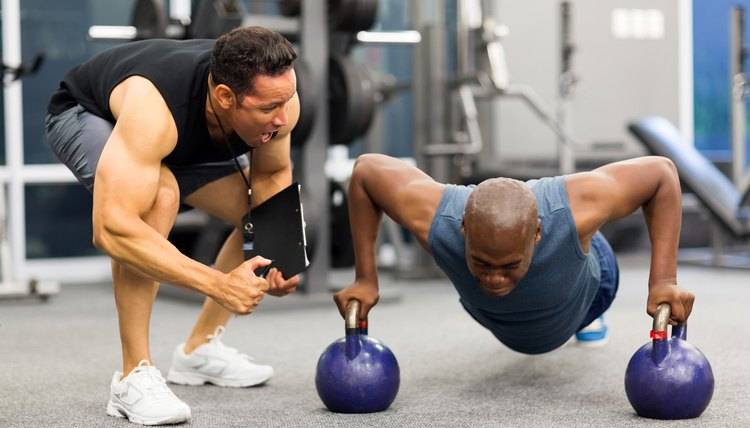 How to Build Muscle With a Gym Workout