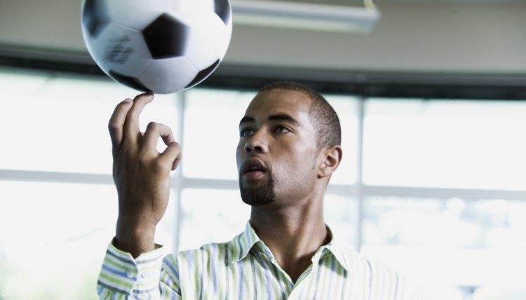 Why Are Soccer Balls Black & White?
