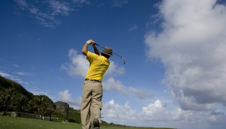 What Is the First Move in the Golf Downswing?