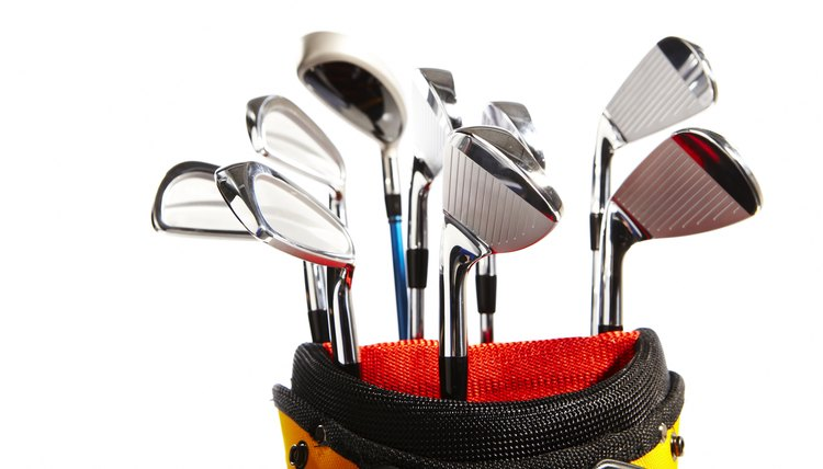Each golf club in your bag should have a different loft.