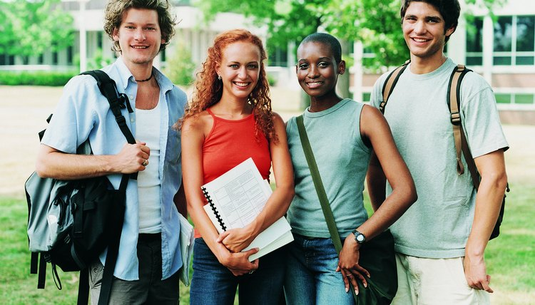 Community colleges may allow high school students to take courses in the summer.