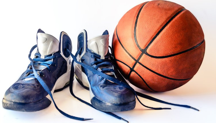 How to Tie Basketball Shoes