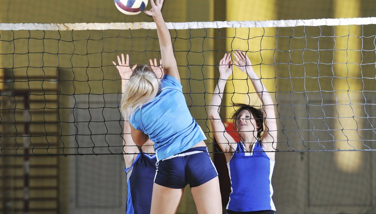 Volleyball Rules for High School Girls