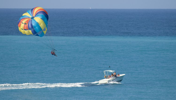 How to Dress for Parasailing