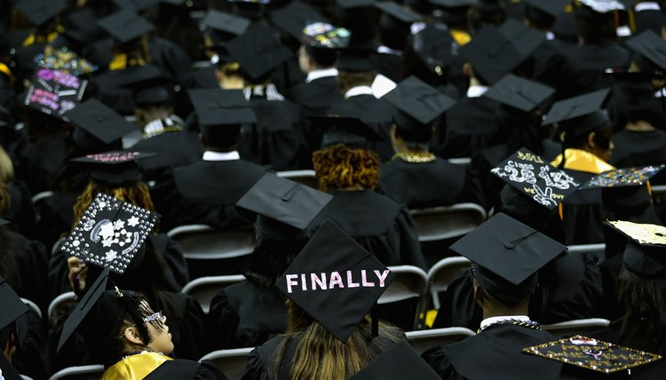 Students who are not retained are more likely to graduate.