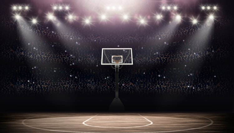The Height of an Official NBA Basketball Hoop