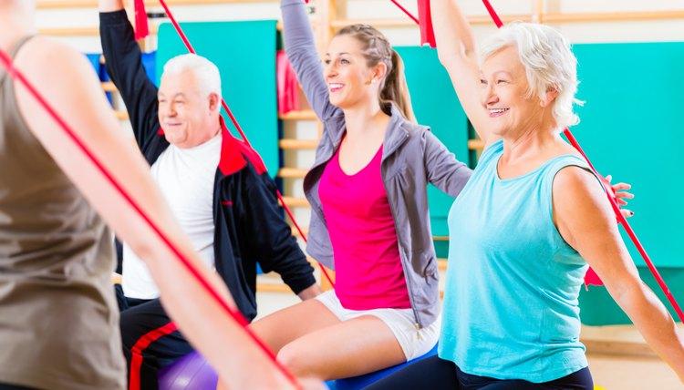 Resistance Tube Exercises for Strength Training