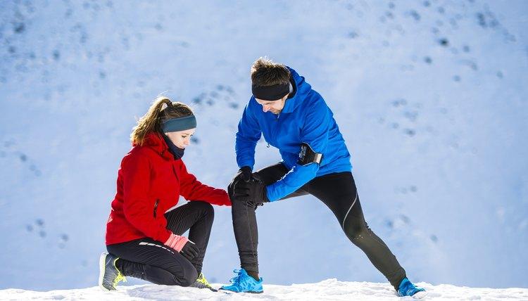 The Relationship Between Flat Feet & Leg Pain