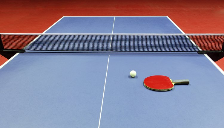 What Is the Official Ping Pong Table Size?
