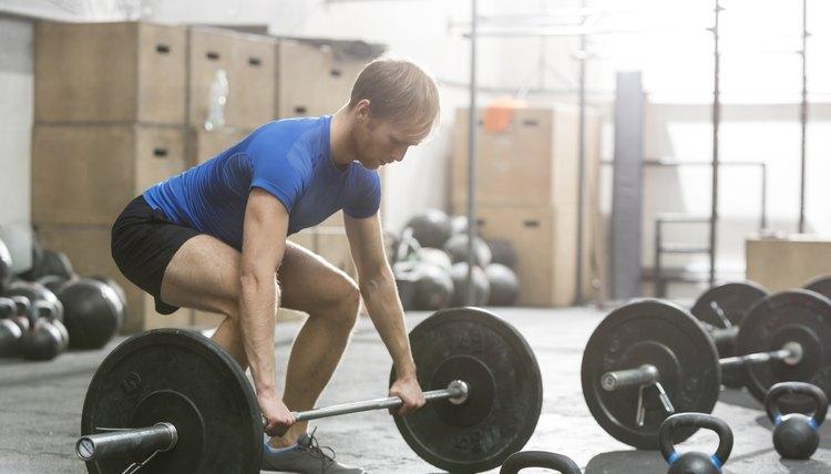 Wrestling Workout Routine