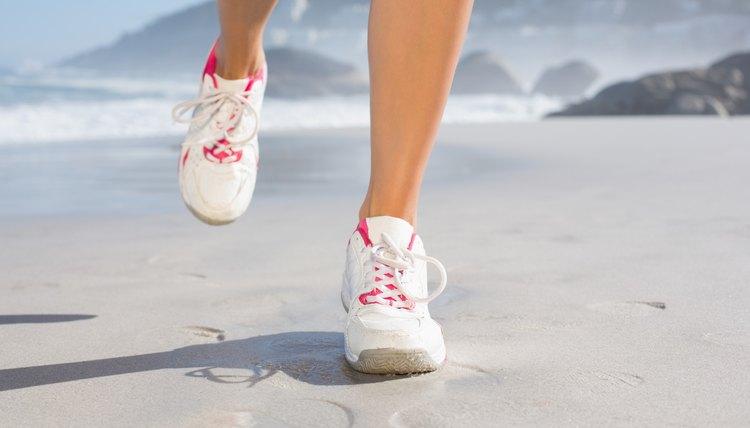Heel Walking Exercise
