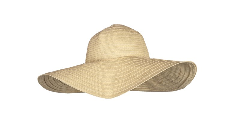 A nice wide-brimmed hat that folds up when not needed makes a great gift.