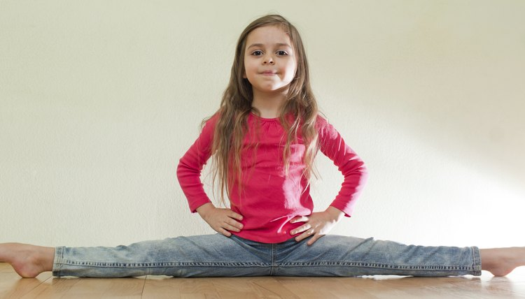 How to Teach the Splits to Kids