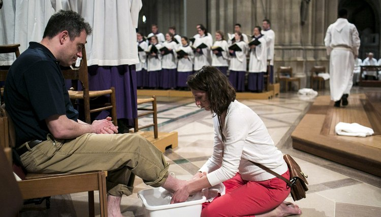 Catholic discipleship requires service.