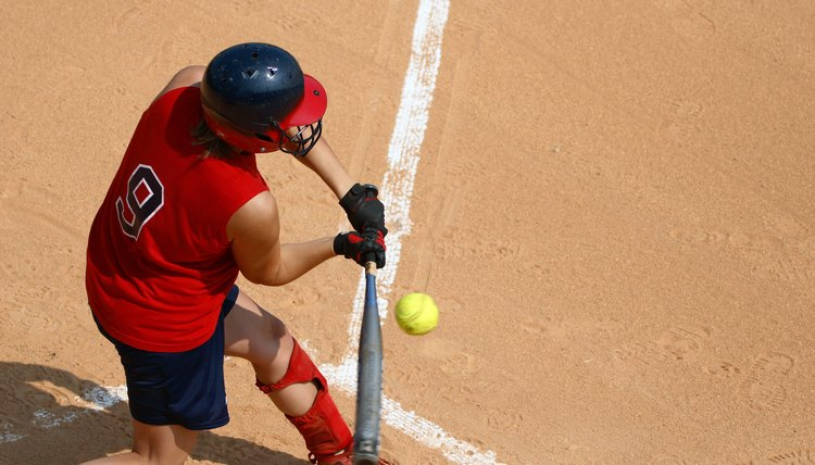 Why Am I Getting Under the Ball When I Hit a Softball?