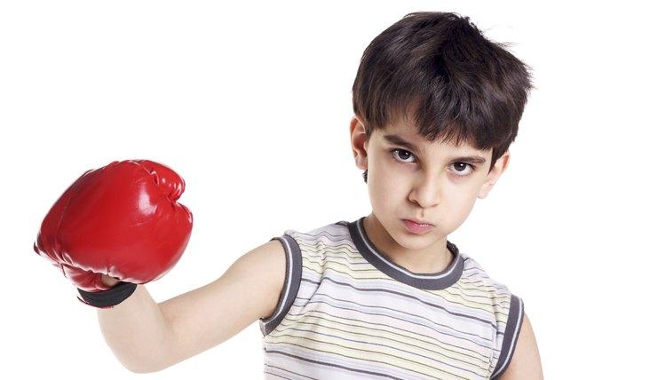 Boxing Training for Children