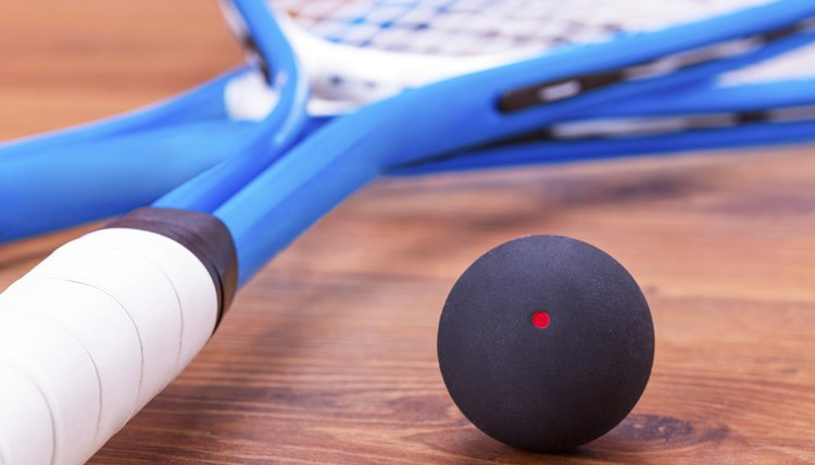 What Are the Health Benefits of Racquetball?