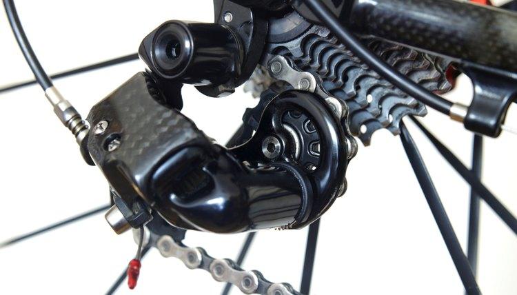 How to Run a Chain Through the Derailleur